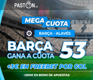 Paston Barca Alaves portada