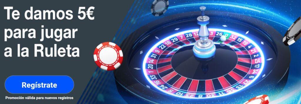 cómo registrarse en codere bono casino