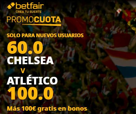Betfair Chelsea Atletico portada