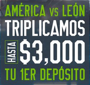 Codere MX America vs Leon portada