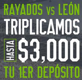 Codere Rayados vs Leon portada