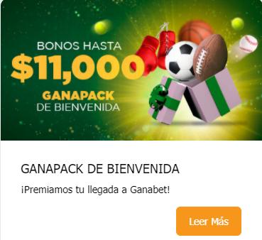 Ganabet Ganapack de Bienvenida portada