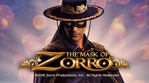 mejores slots Betsson 050 mask of zorro