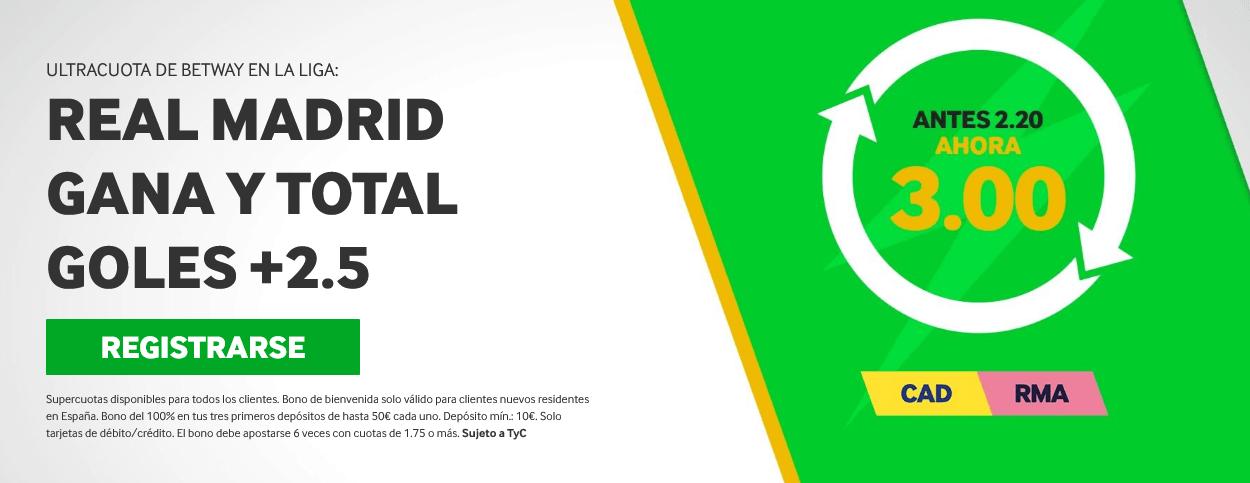 Cádiz - Real Madrid