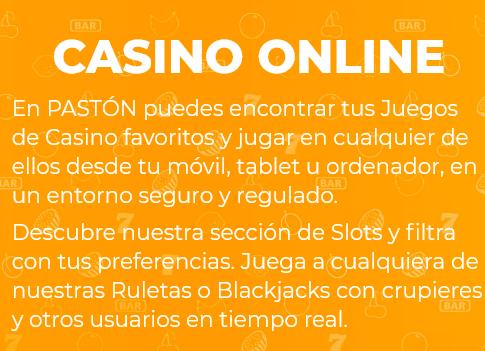 Paston Casino portada