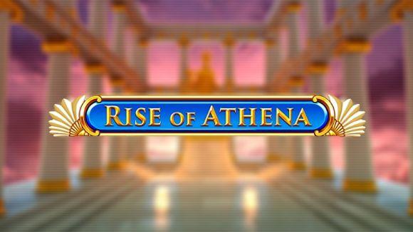 slots rise of athena playn go logo
