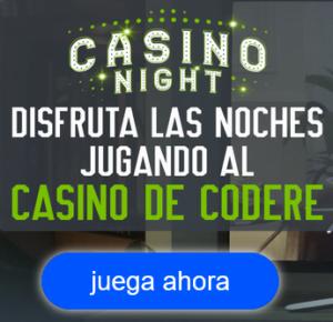 Codere Casino portada