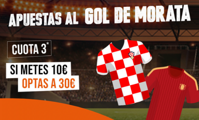 Luckia gol de Morata