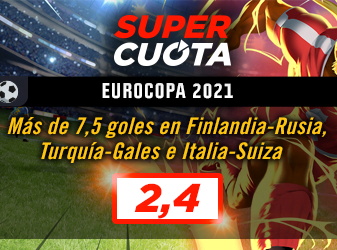 Winamax Grupo A Eurocopa portada