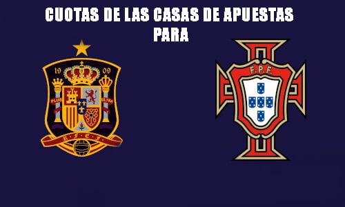 espana portugal CUOTAS