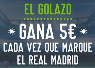 Codere El Golazo Real Madrid portada