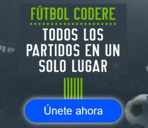 Codere Futbol portada
