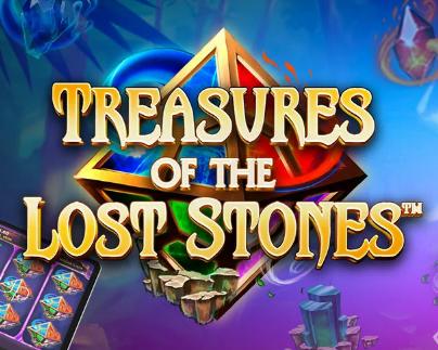 PlayUzu slot Treasure of The Lost Stones portada