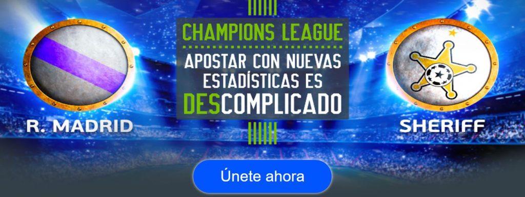 cuotas de la champions league codere